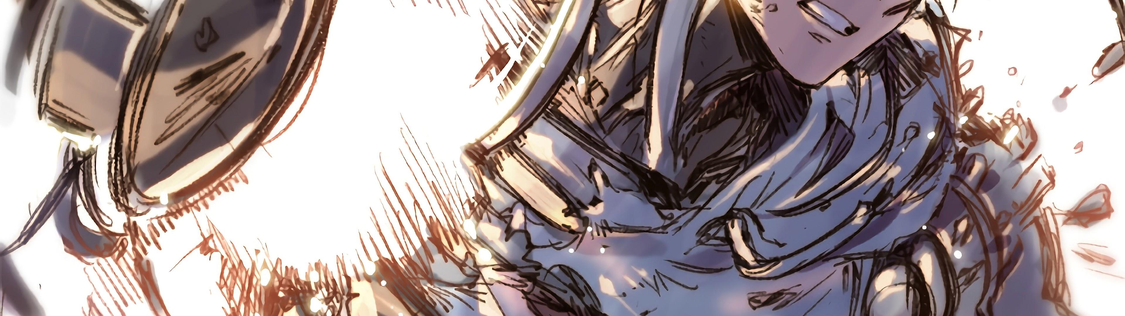 Genos One Punch Man 4k Wallpaper 12