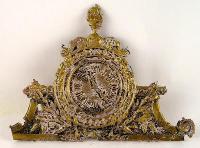 Seth Apter Baked Velvet Desert Prima Marketing Elisian Clockworks Prima Marketing Ancient Coin For the Funkie Junkie Boutique