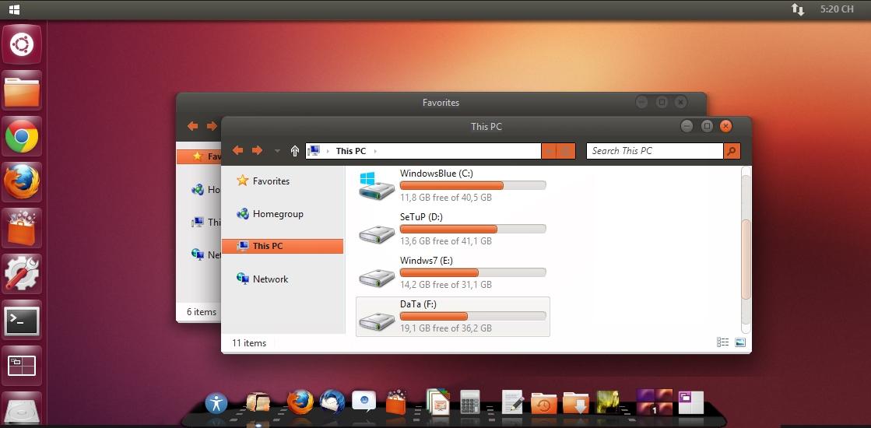 interi siti ubuntu