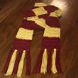 Mini Wizard's Scarf