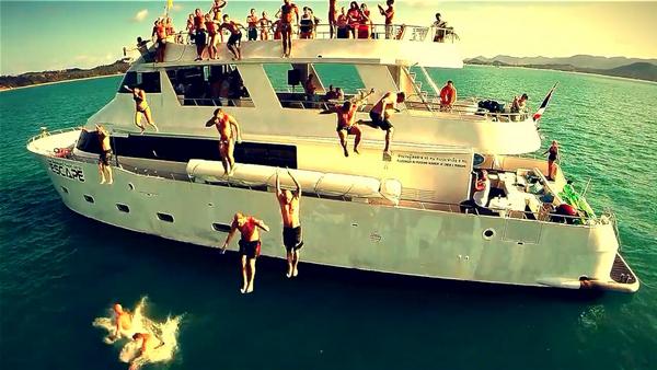 遊艇派對-遊艇趴必備4要素,打造夏天最IN的派對模式
