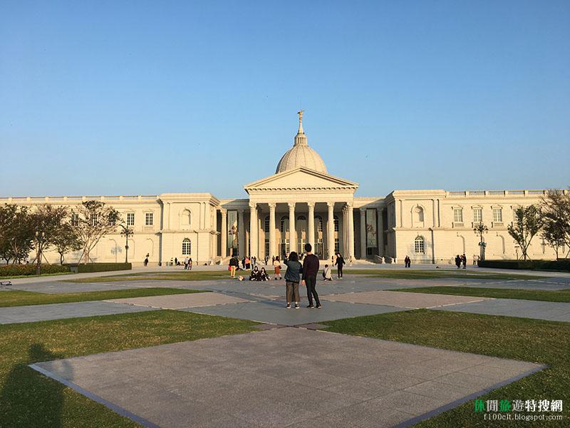 [臺灣.臺南] 奇美博物館(Chimei Museum) 最有歐洲風味的博物館