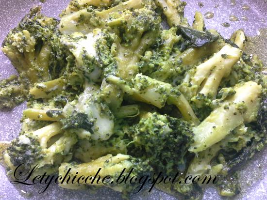 Broccoli saporiti - Letychicche