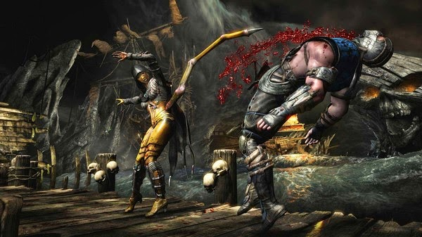 [GameGokil.com] Mortal Kombat X [Game Fighting 3D Super Brutal]