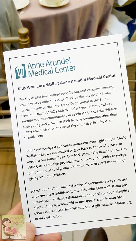 Anne Arundel Medical Center Emergency Room Parking