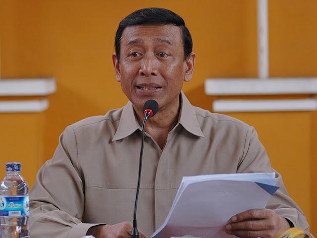 Perppu Ormas, Wiranto: Menyelamatkan Negara Kok Ditolak?