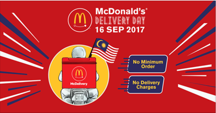 Meanwhile, McDonald's Malaysia's –13– number will no longer serve as the go-to delivery line as it will now be a dedicated customer support channel .
