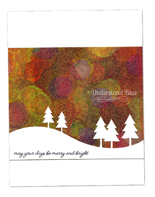 2016 Christmas Card by Understand Blue