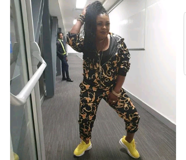 """Afia Schwarzenegger releases chats of """"male prostitutes"""" requesting to have sex with her for money"""