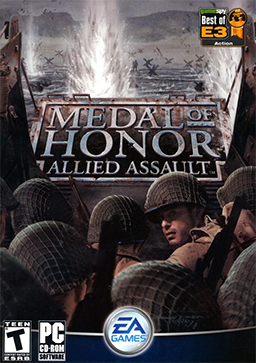 Medal Of Honor Allied Assault Free Download PC Game