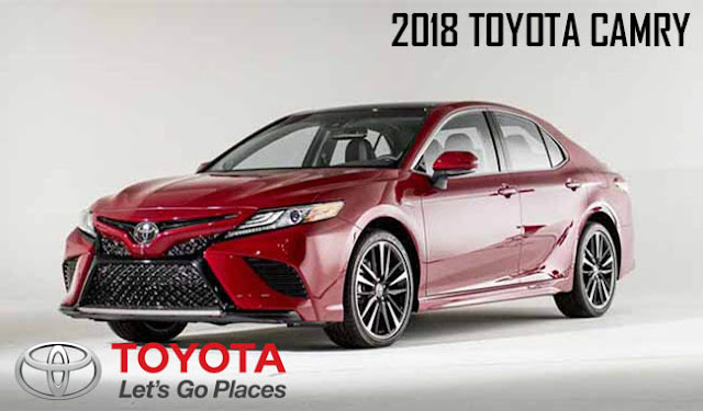 2018 Toyota Camry Images