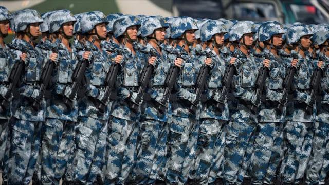 China podría lanzar una operación militar contra La India