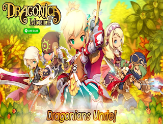 LINE Dragonica Mobile App