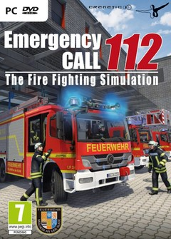 Emergency Call 112 The Fire Fighting Simulation Full Español