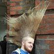Extreme men mohawk haircuts