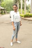 Rakul Preet Singh in Jeans and White Shirt At Jaya Janaki Nayaka le Logo Launch ~  Exclusive 036.JPG