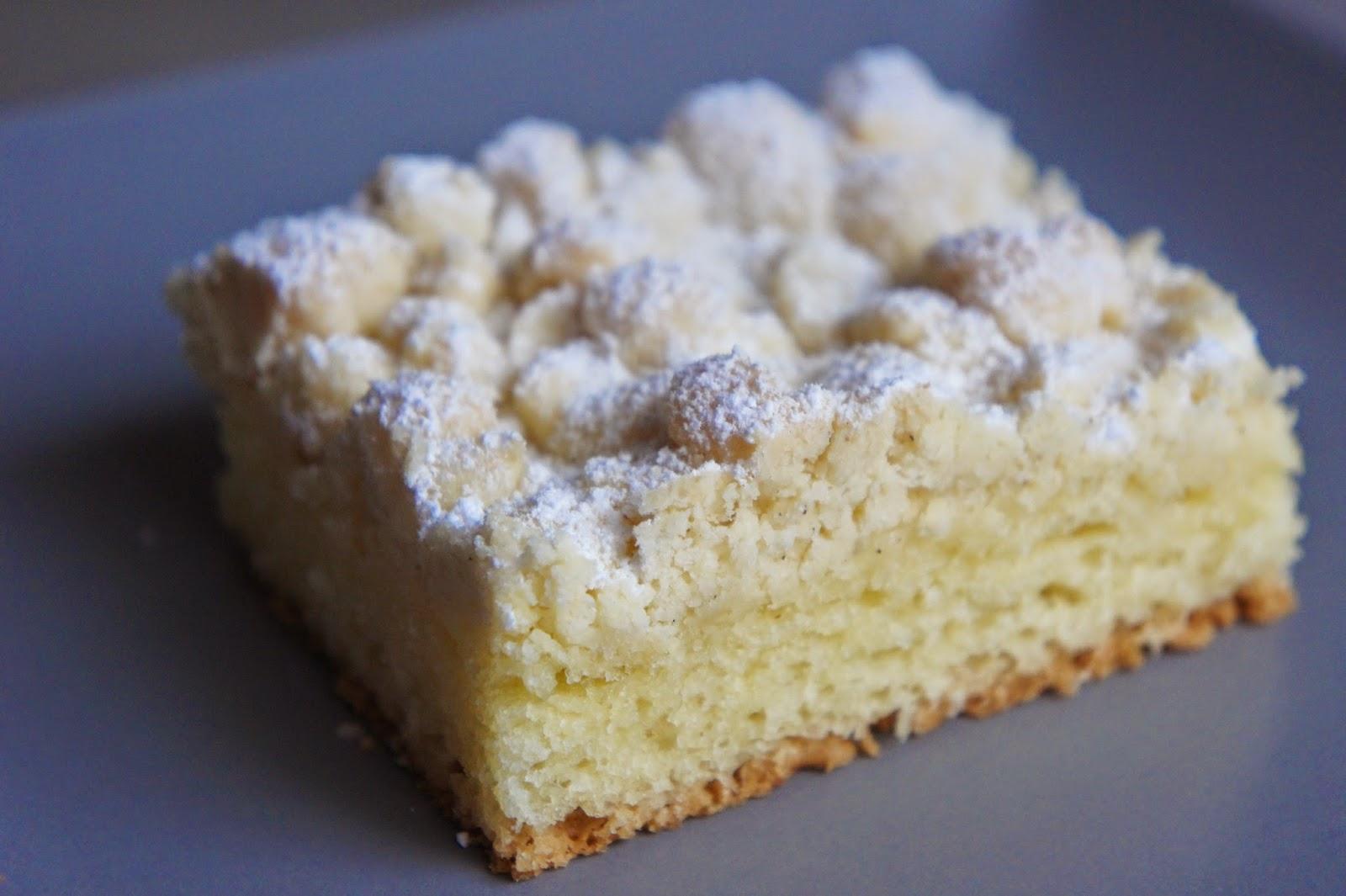Streusel Schmand Kuchen Cake Von Ursula Furrer Heim Eine