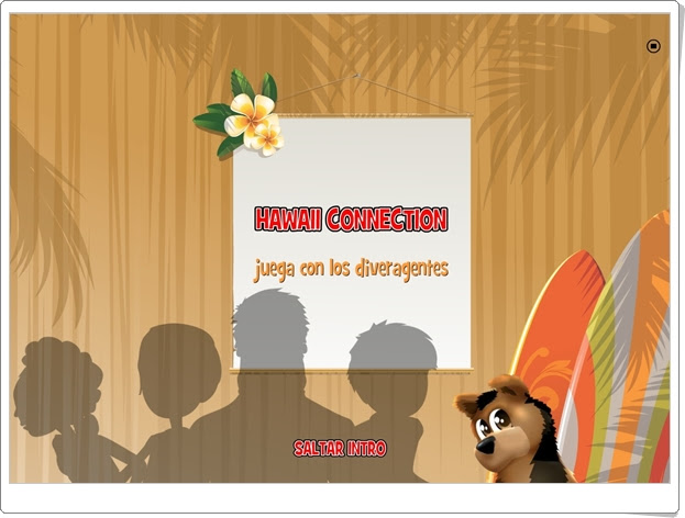 """Hawaii Connection"" (Juegos Multidisciplinares de Verano de Primaria)"