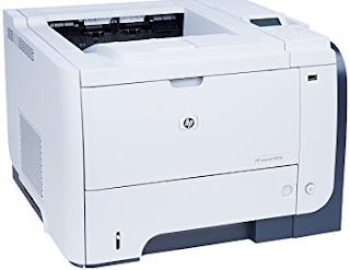 HP LaserJet P3015d Drivers & Software Download