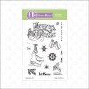 FBS Let It Snow 4x6 Stamp Set