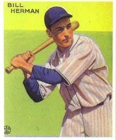 Vintage Cubs Cards 1933 Goudey R319