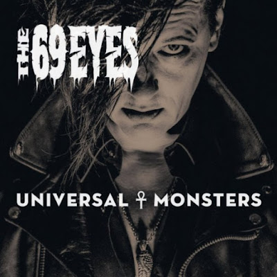 the 69 eyes - universal monster - cover album - 2016