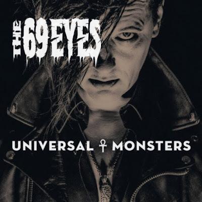 the 69 eyes - universal monster - cover album - 2016