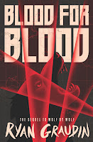 Blood for Blood by Ryan Graudin book cover and review