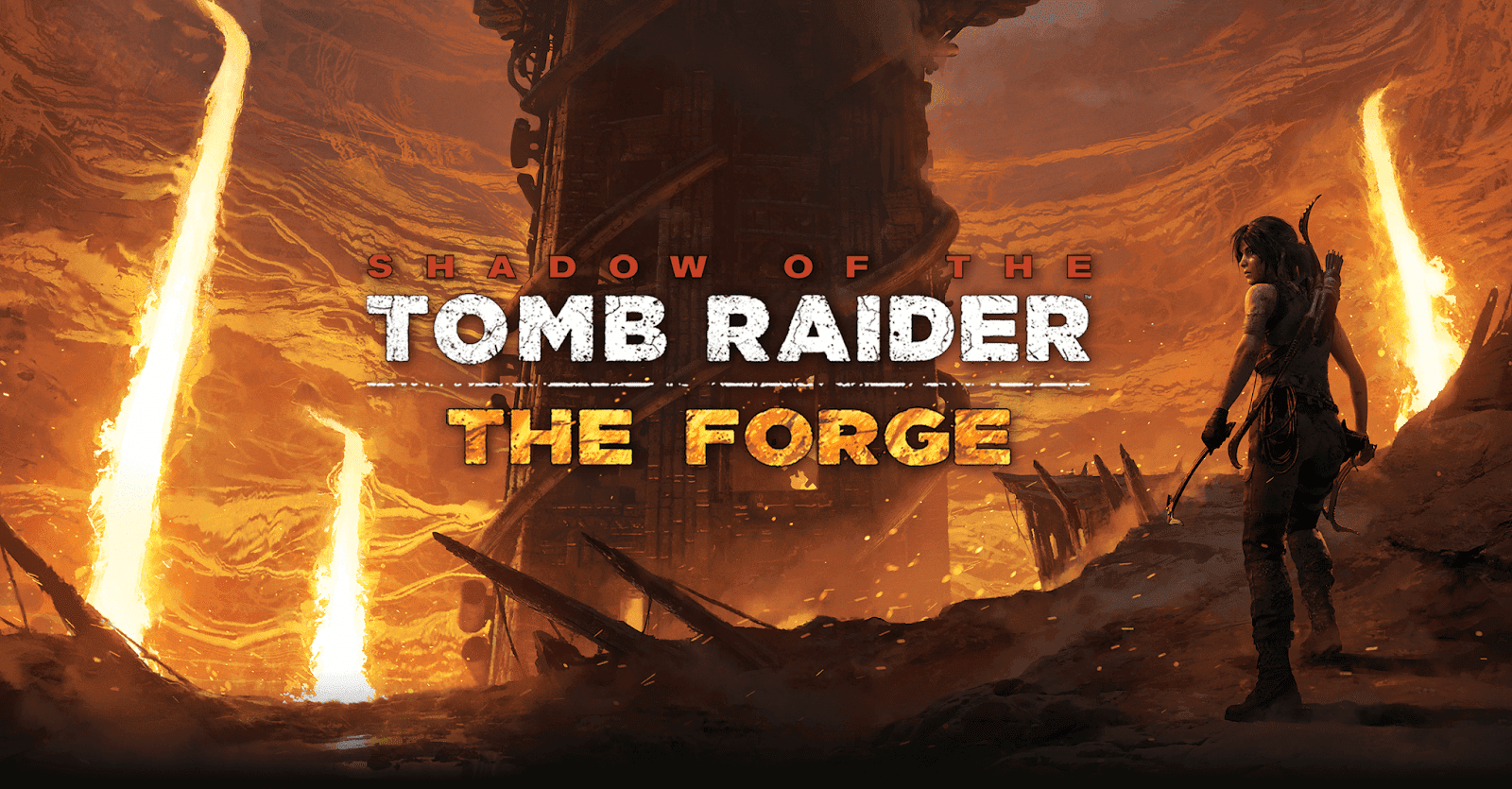 Shadow Of The Tomb Raider 'The Forge' First DLC launches On November 13th