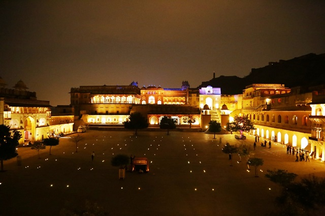 Night Tourism in Jaipur