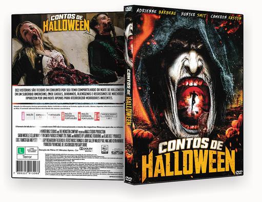 CAPA DVD – CONTOS DE HALLOWEEN 2018 – ISO
