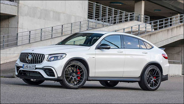 Mercedes-Benz GLC 63 AMG Coupe 2019
