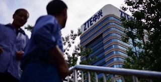 ألغت الولايات المتحدة الحظر المفروض على شركات التكنولوجيا الصينية