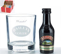 Personalised Baileys Set