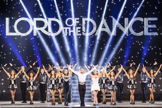 REVIEW: Lord of the Dance Dangerous Games at MK Theatre