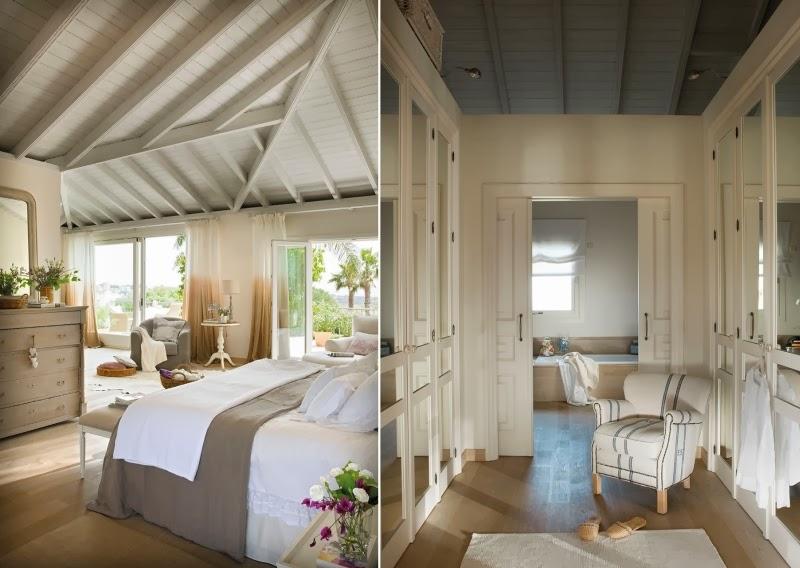 Piękny, przytulny dom z ogromnymi oknami łączącymi salon z ogrodem, wystrój wnętrz, wnętrza, urządzanie domu, dekoracje wnętrz, aranżacja wnętrz, inspiracje wnętrz,interior design , dom i wnętrze, aranżacja mieszkania, modne wnętrza, styl klasyczny, sypialnia