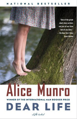 Dear Life: Stories by Alice Munro - book cover