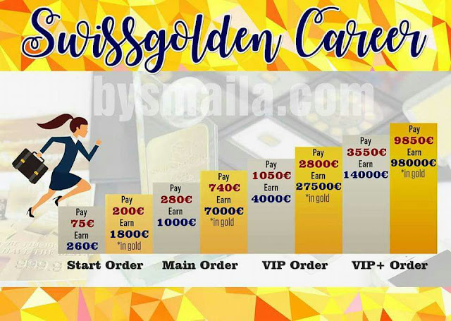 LOOKING TO MAKE EXTRA INCOME, ATTEND SWISSGOLDEN SEMINAR THIS WEEKEND THE NORTHERNER
