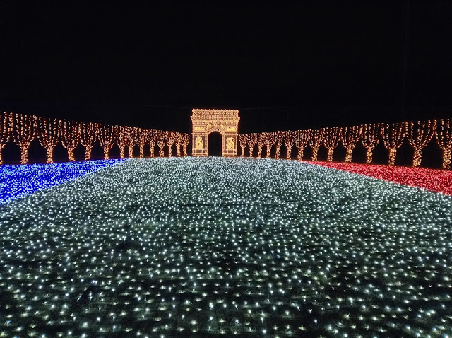 Yomiuriland illuminations