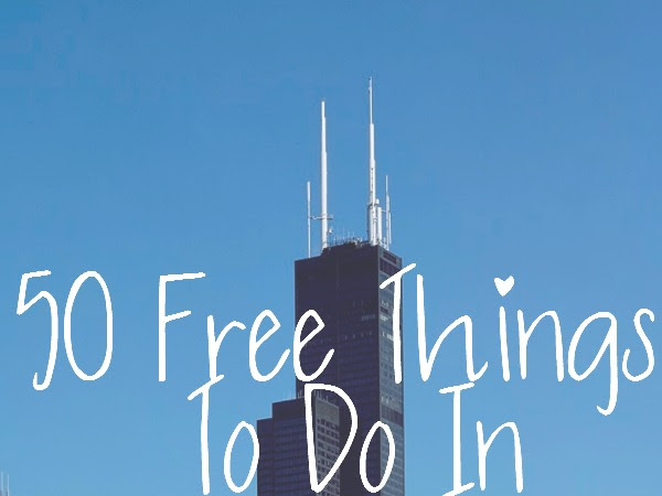 50 Free Things To Do in Chicago