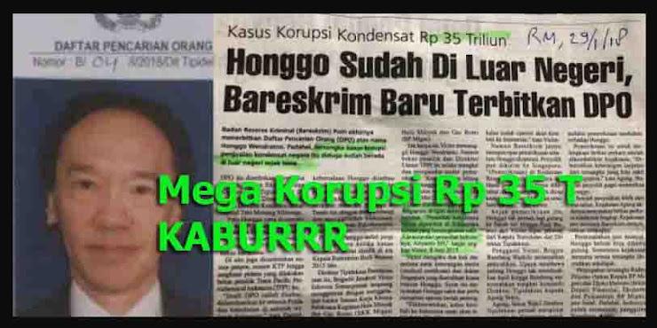 2.5 Tahun Mega Korupsi Kondensat Rp 35 T Mandek di Kejagung, Kok Sepi Gorengan Media?