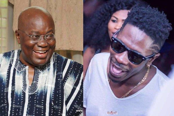 Akufo-Addo wishes Shatta Wale happy birthday, invites him to Flagstaff House