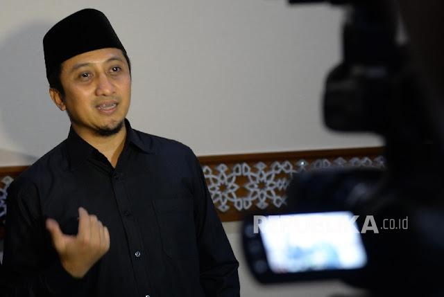 Yusuf Mansur Hapus Postingan Soal Nusron Wahid