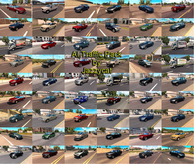ats ai traffic pack v6.3 screenshots 2