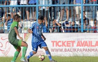 Persiba Kalahkan PS TNI  1-0