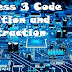 Excess 3 Code Addition and Subtraction