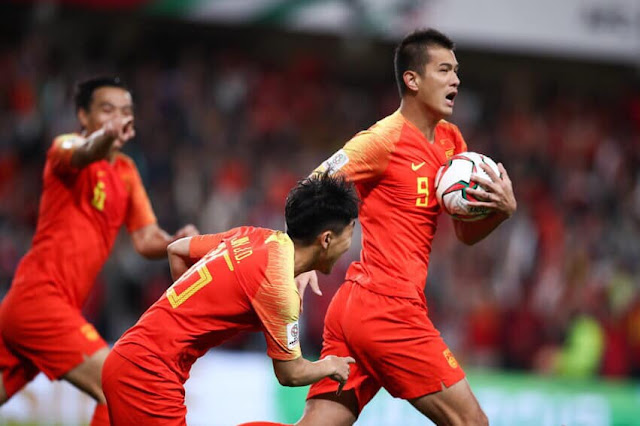China Vs Iran Live Streaming AFC 2019 (24.1.2019)