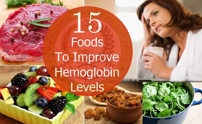 15 Makanan Sumber Hemoglobin Rsu Dan Holistik Sejahtera Bhakti