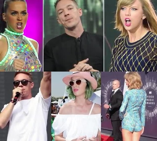 20 Celebs Who Don't Like Taylor Swift 12. Diplo