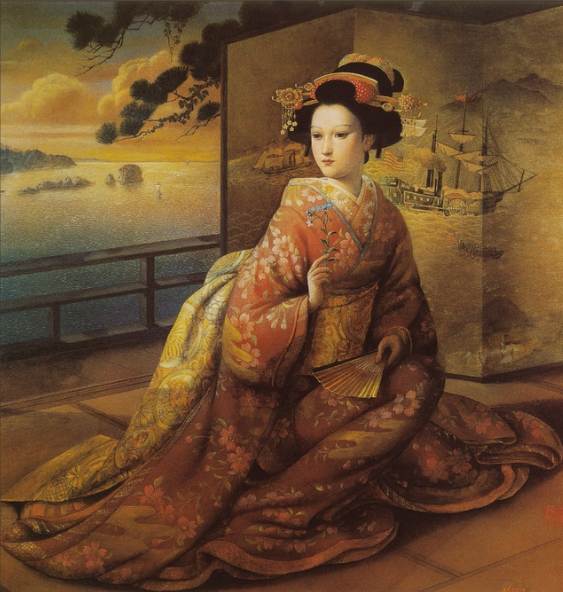 20 Paintings By Kinuko - Kinuko Y Craft